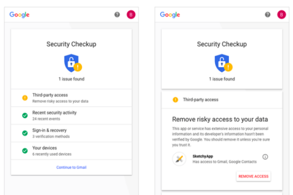 Google provides stronger email security, launches
