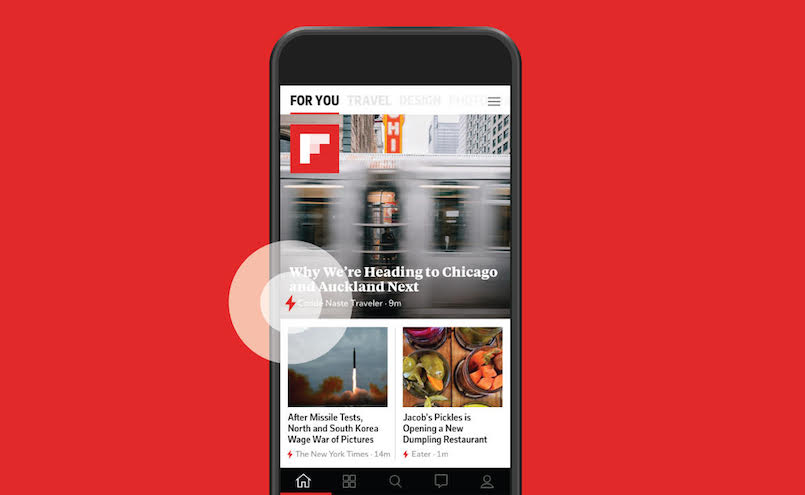 Flipboard launches self-service program for publishers