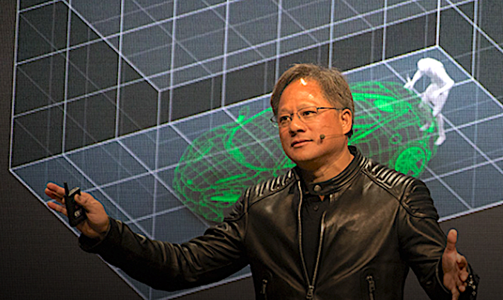 Nvidia pops after hours, giving some life to a beaten-down market