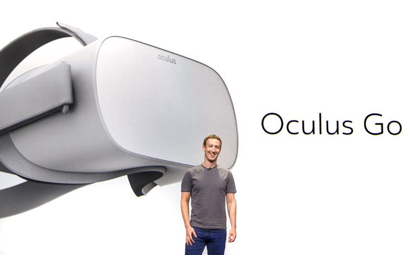 The VR price war is on: Facebook unveils $199 Oculus Go standalone