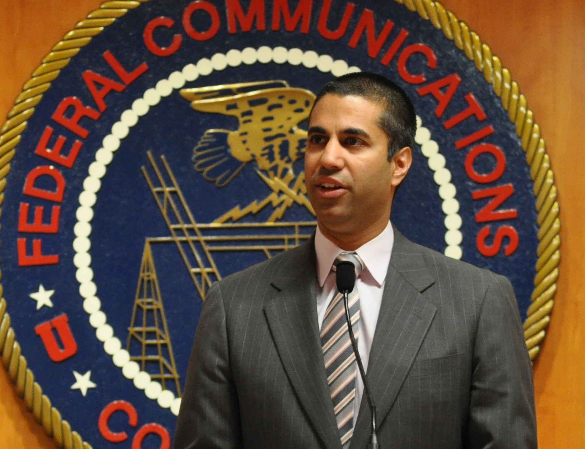 US FCC chief plans to ditch US 'net neutrality' rules