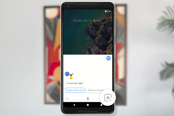 Google Lens is coming to Assistant over the coming weeks