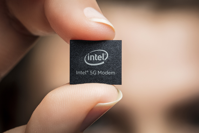 Intel says will have commercial 5G modem in 2019