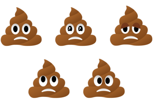 Toilets at dawn: Unicode Consortium argues over frowning poo