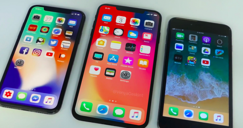 new arrival f24bd aab20 Reports: Apple to launch LCD iPhone with metal back, plus two OLED ...