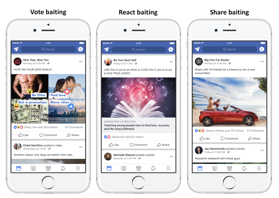 Facebook Introduces Snooze Button for Muting People and Groups for 30 Days