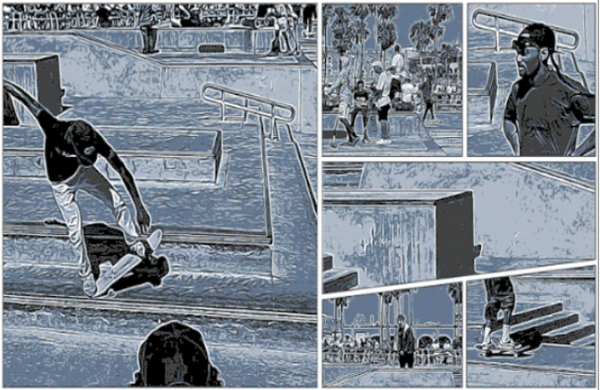 Google launches Storyboard, Selfissimo, and Scrubbies -