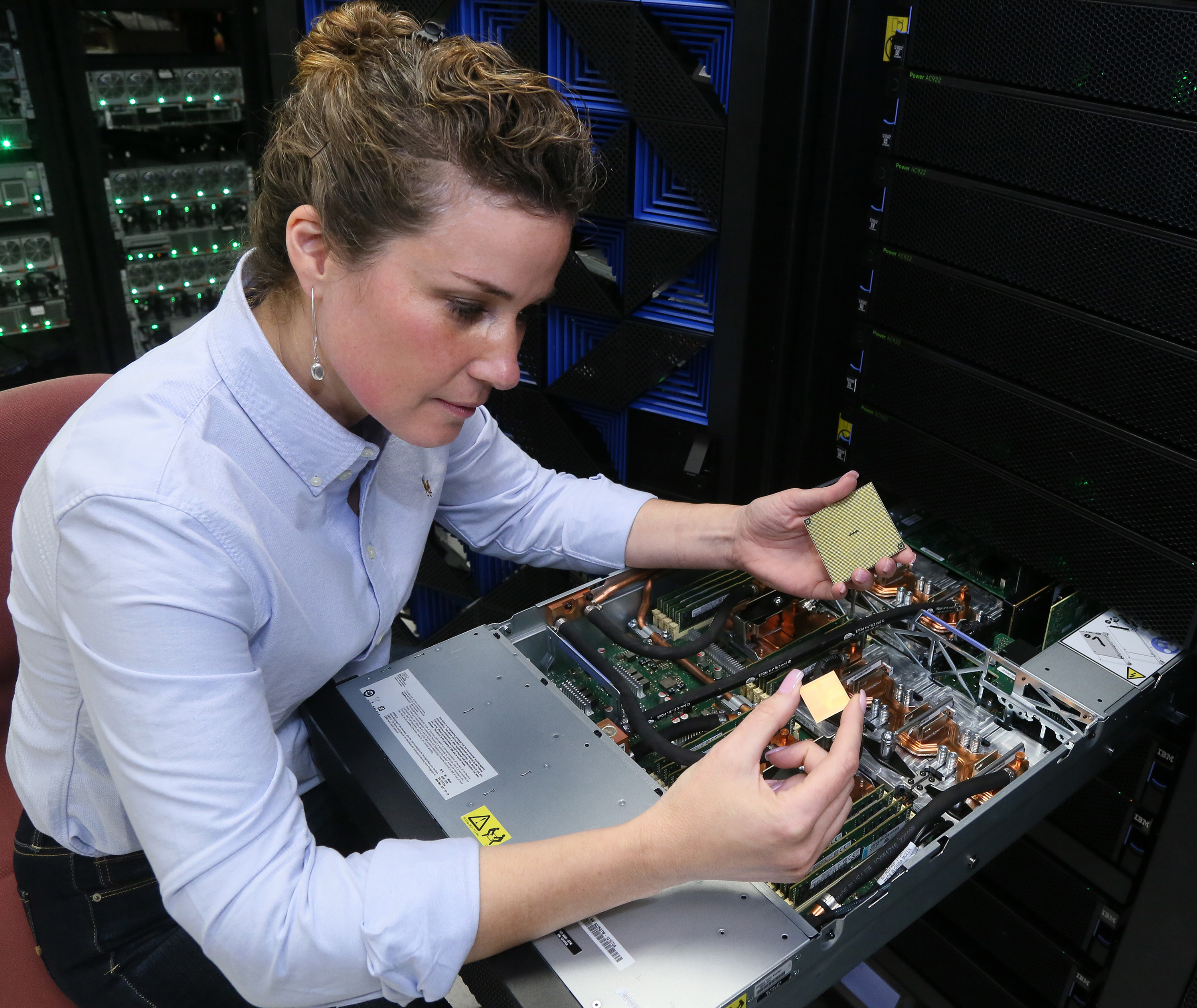 IBM Announces 'Game-Changing' Power9 Servers For AI