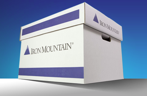 What's Unforlding For Shares of Iron Mountain Inc (IRM)