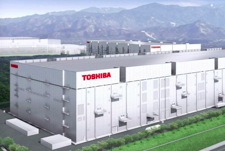 Toshiba, Western Digital Settle Chip Unit Dispute (News)