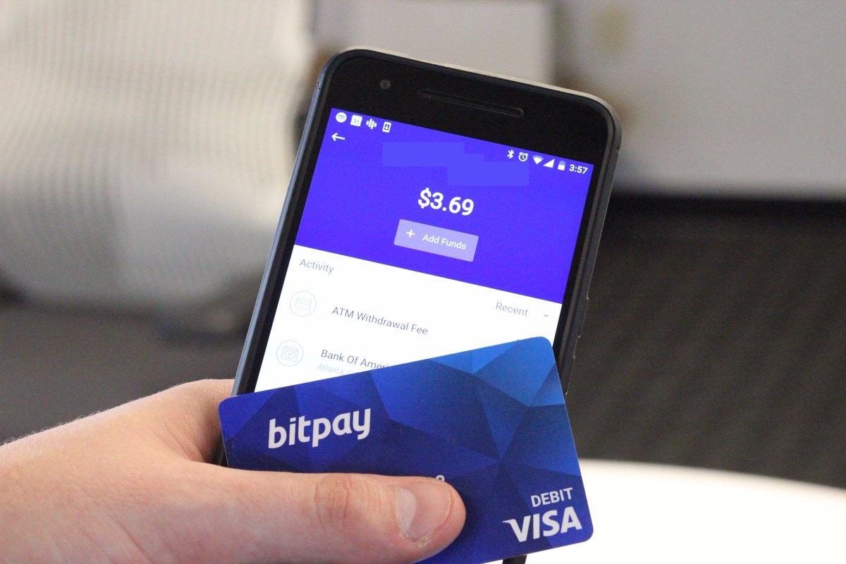 Bilderesultat for Bitpay