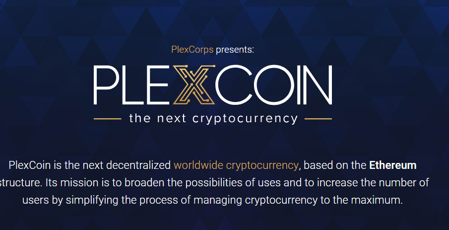 SEC Freezes Assets of PlexCoin ICO Organizer, Halts $15 Million Scam