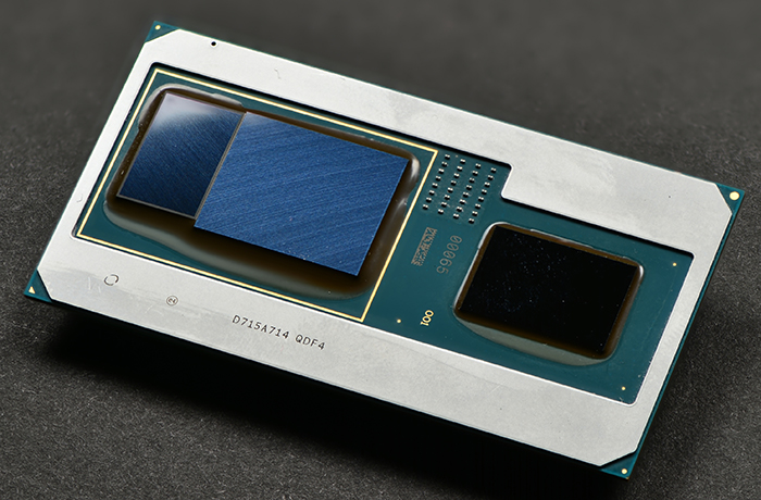 First joint Intel and AMD chip revealed