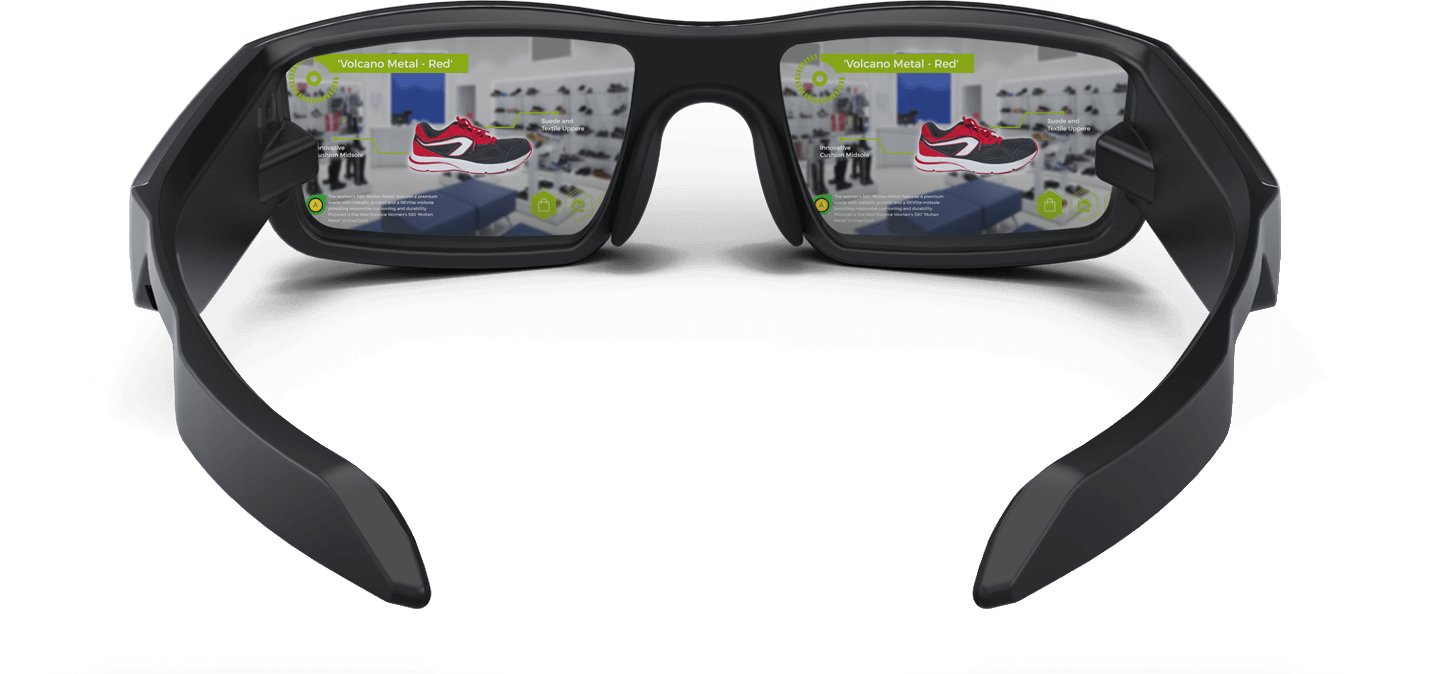 Augmented reality in 2018: Smart glasses emerge as the big battleground