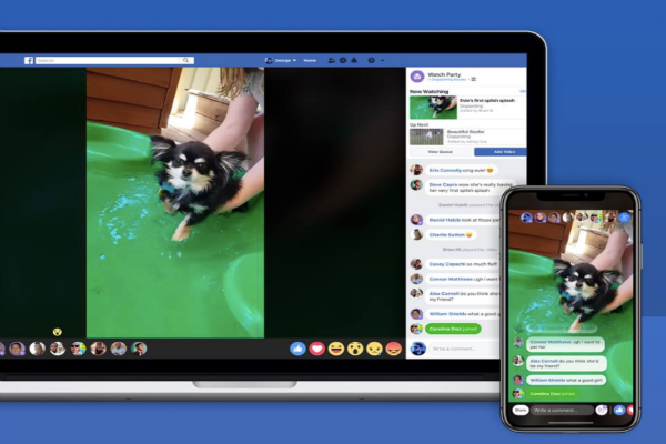 Facebook adds livestream features to old videos