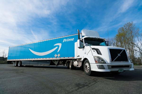 Look Out UPS and FedEx: Amazon May Open Delivery Service