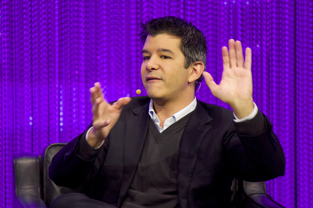 Ex-Uber CEO Kalanick launches comeback with new fund