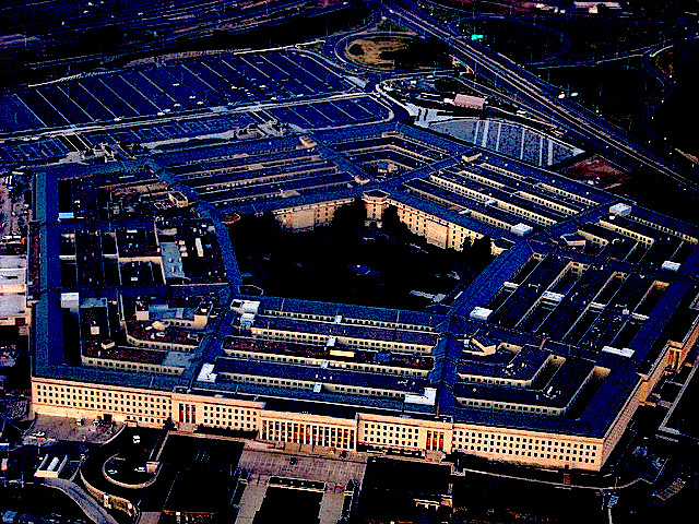 Pentagon scales back massive cloud contract by more than 90 percent
