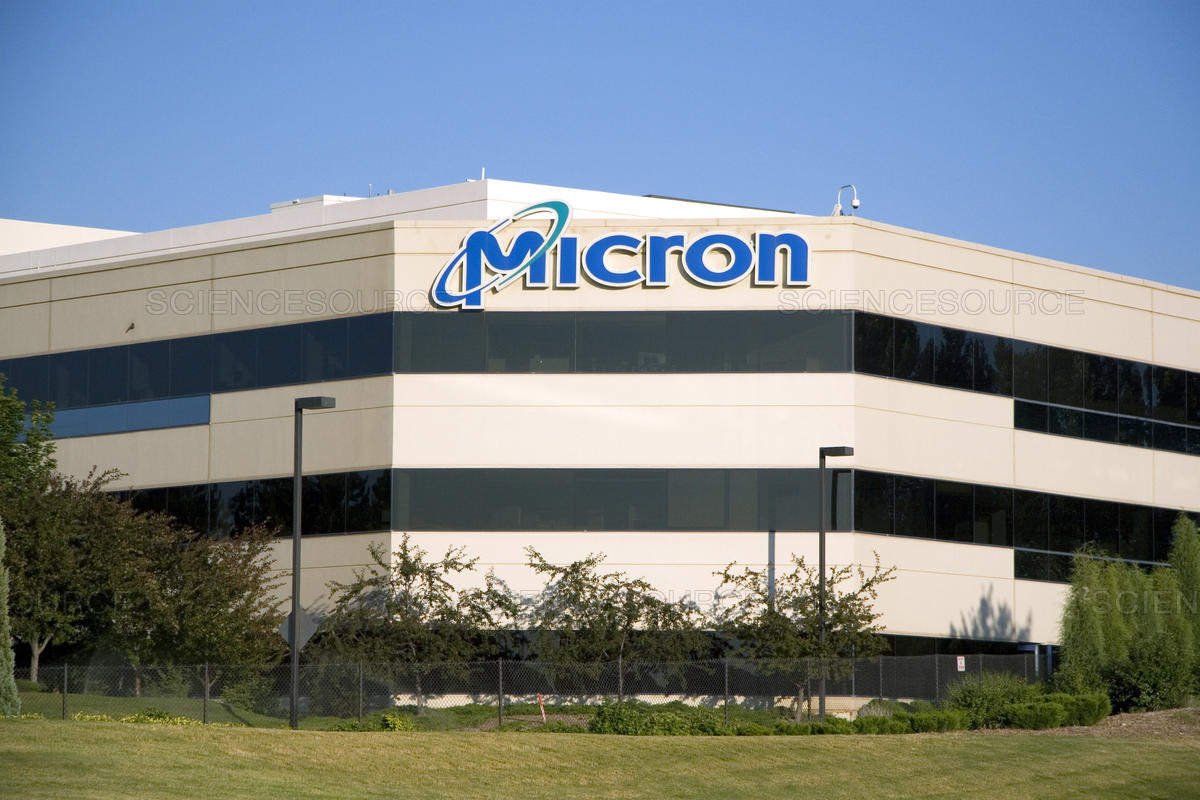 Micron Technology profit beats on strong demand
