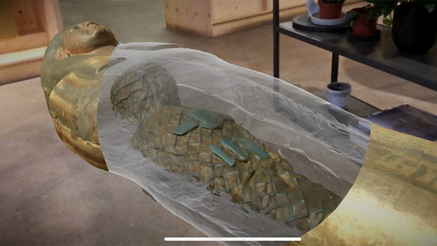 BBC brings objects out of history into augmented reality with Civilisations AR app