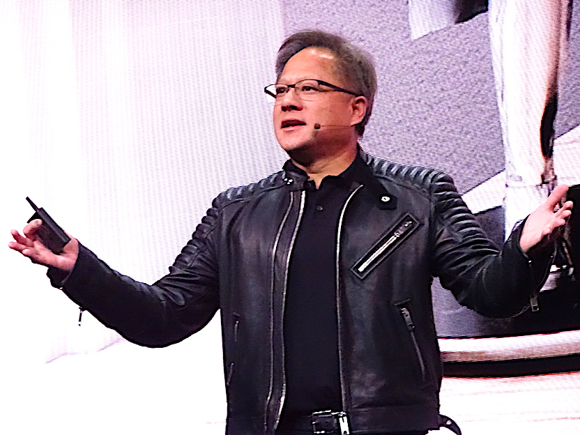 Nvidia brings in record revenue for its fiscal Q1 2019