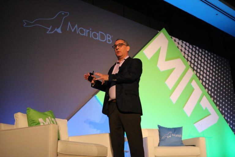 Michael Howard, CEO, MariaDB