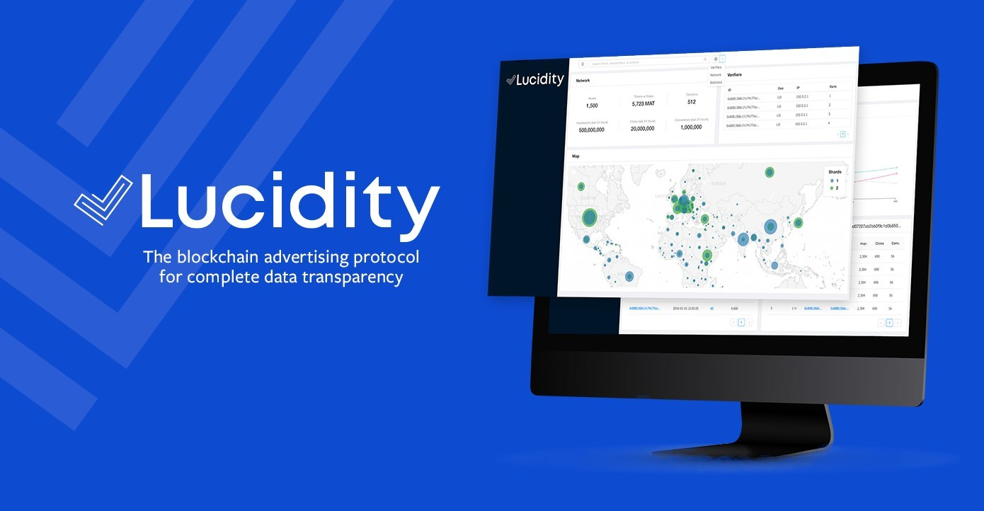Advertising blockchain startup Lucidity brings on Pithia as a strategic investor