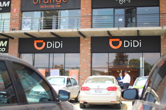 China's Didi launches in Australia, expanding battle with Uber