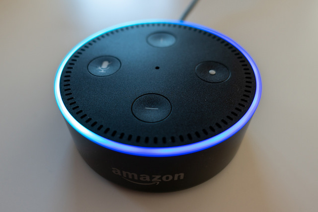Alexa speaker recorded, shared private conversation