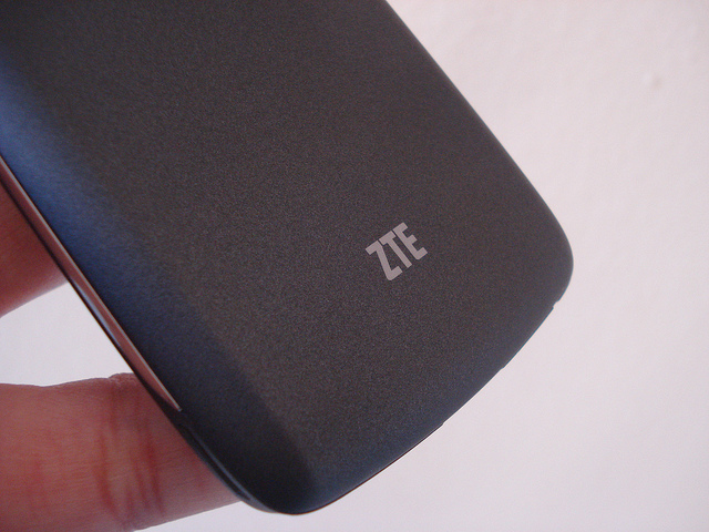 ZTE ceases main business operations after U.S.  ban