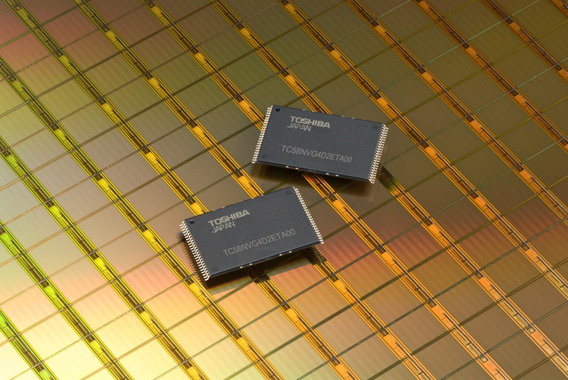 China Approves Sale of Toshiba's Chip Unit