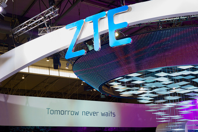 ZTE tries to appease US