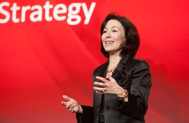 Safra Catz, co-CEO, Oracle Corp.