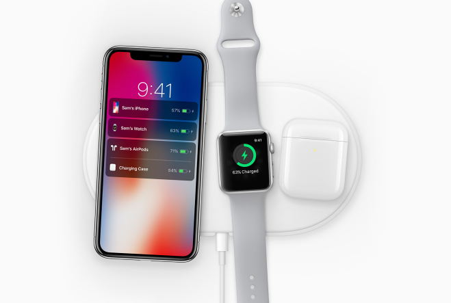 AirPower pad, Apple's wireless charger, may arrive in September