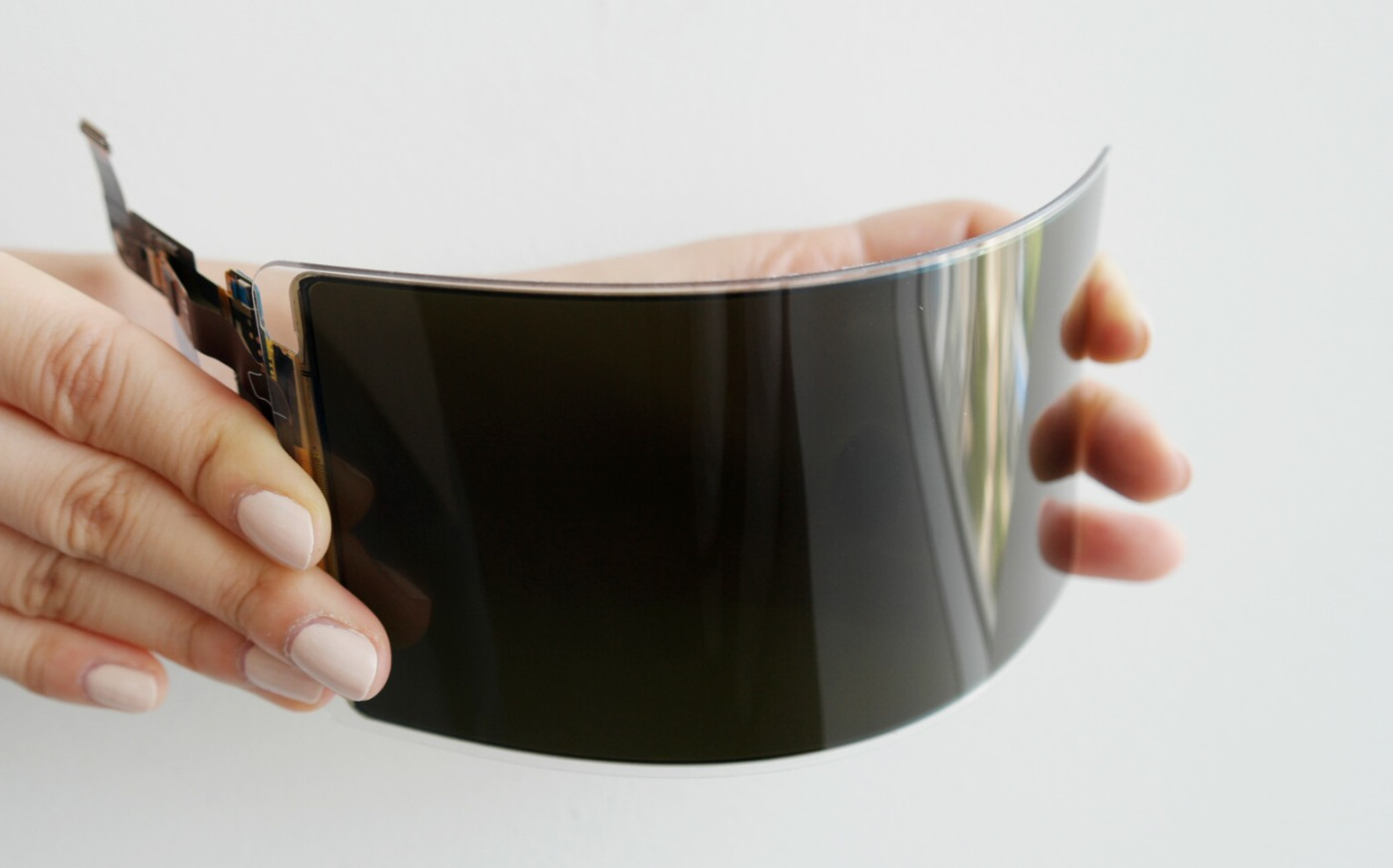 Samsung announces 'unbreakable' OLED displays for phones