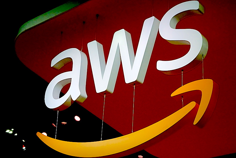 Aws Logo Amazon Denies Report Elemental