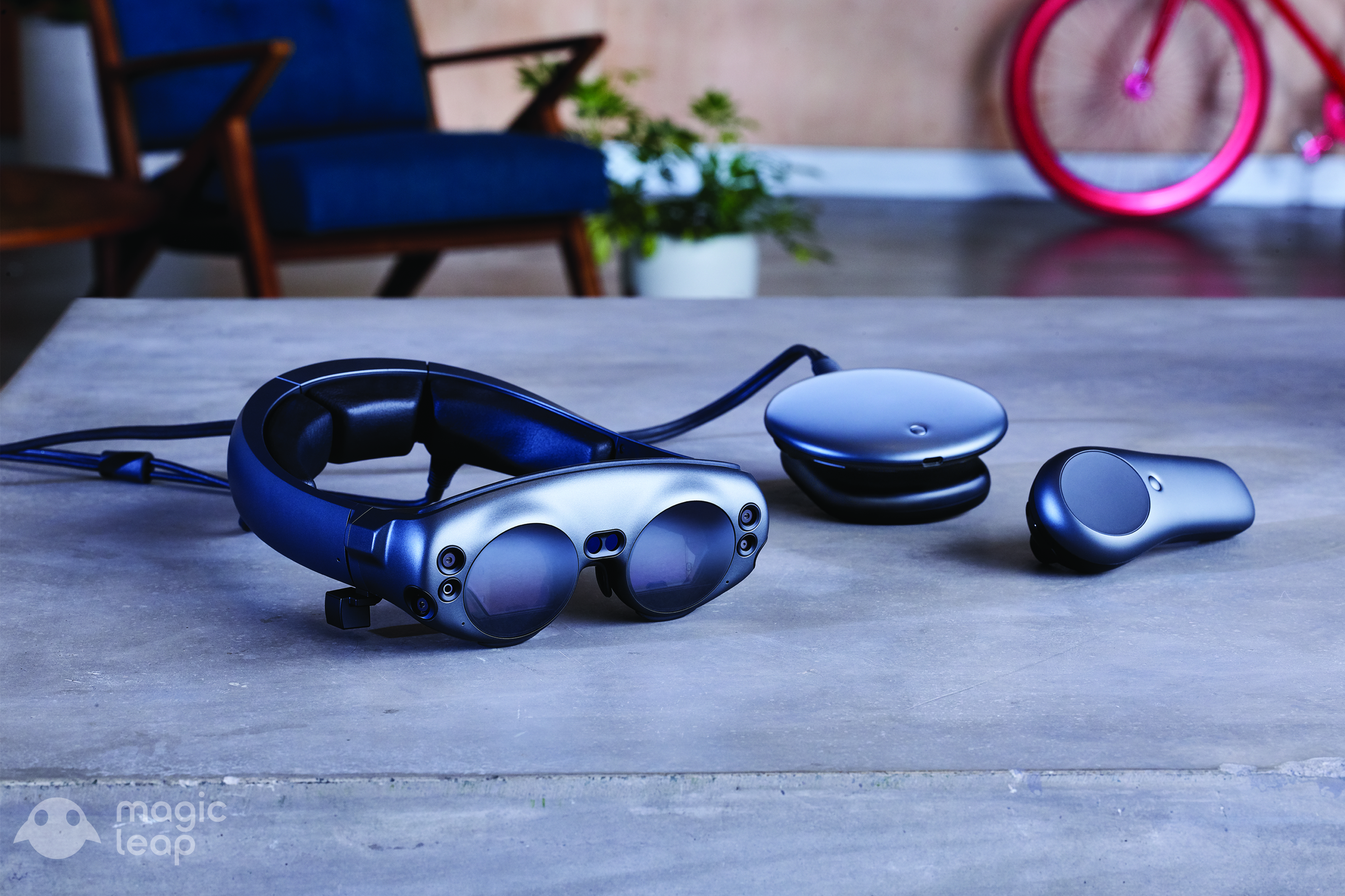 Magic Leap One Mixed Reality Headset now on sale for $2,295