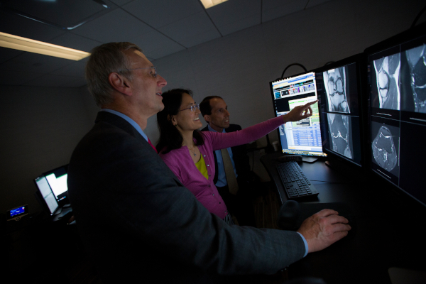 Facebook, NYU Pin Hope of Faster MRIs on Artificial Intelligence