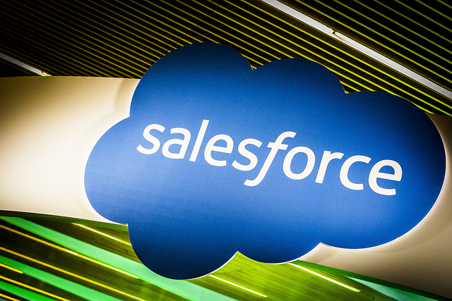 Salesforce.com reassures jittery investors with solid results and raised estimates