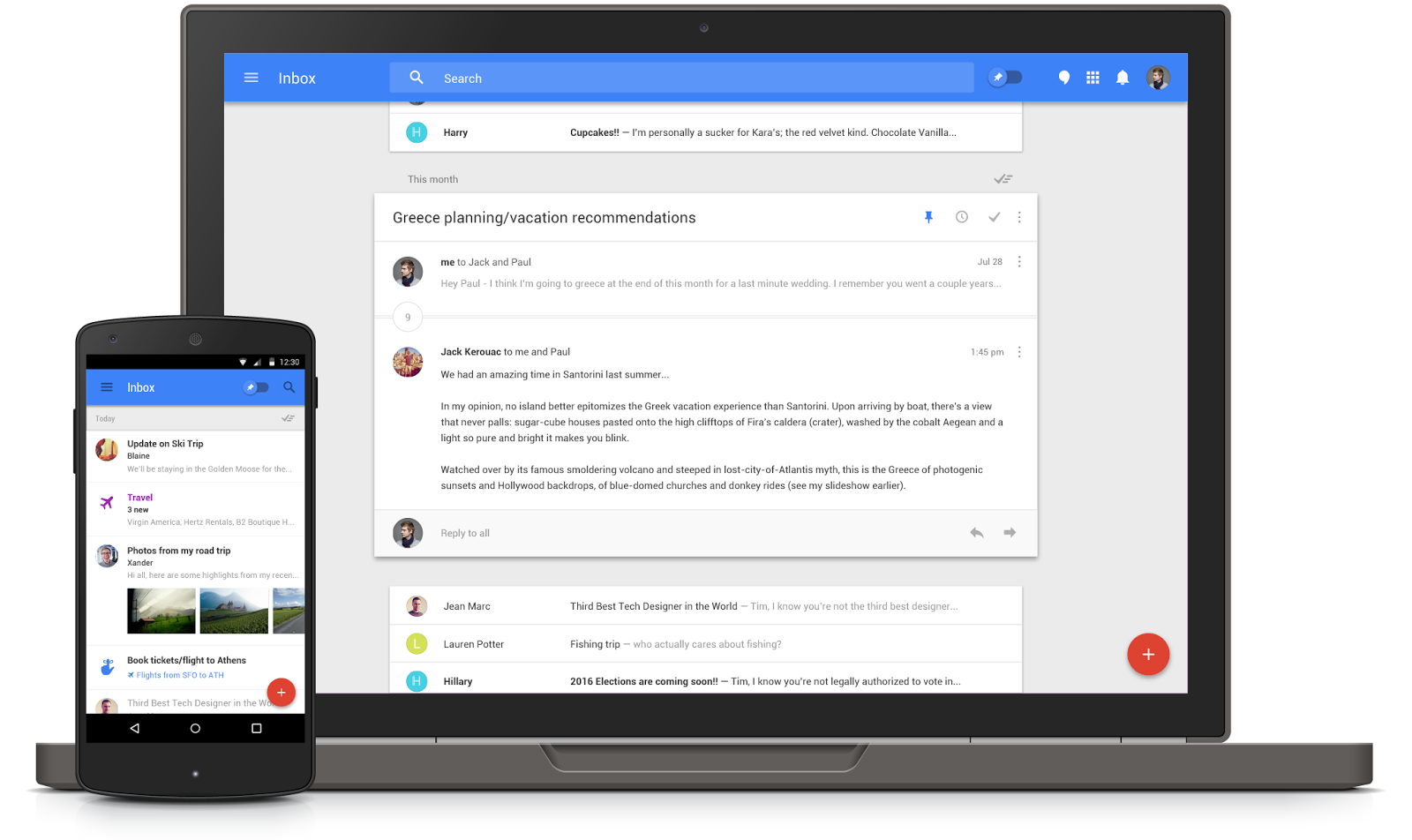 Inbox by Gmail to be discontinued in March 2019
