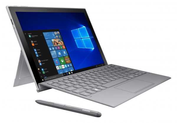 Samsung debuts the Galaxy Book2, a new challenger to Microsoft's Surface Pro