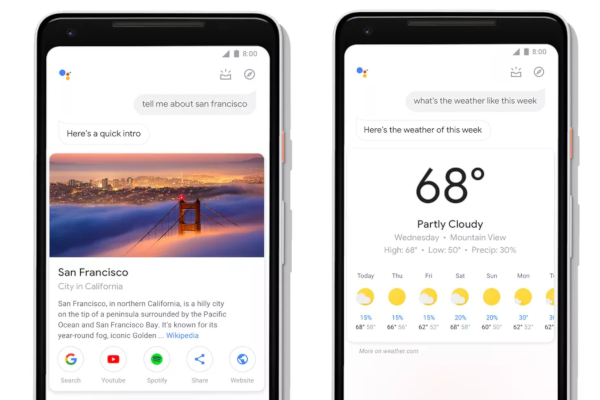 Google Assistant gets new look, additional features on mobile devices