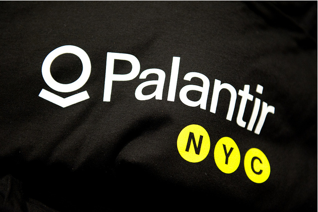 Data mining specialist Palantir reportedly weighing IPO at valuation