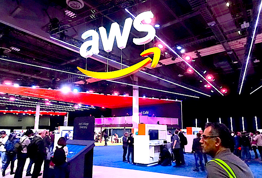 All around the cloud: Here's everything AWS has announced so far at re:Invent