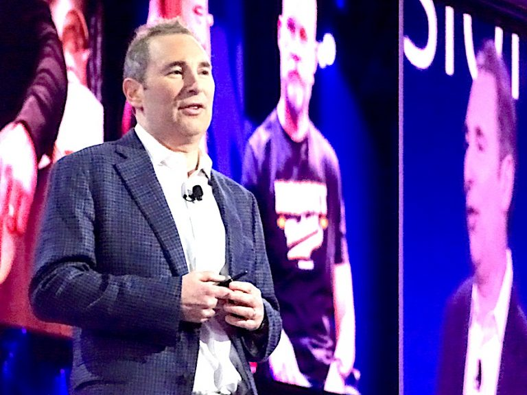Andy Jassy keynote, re:Invent 2018