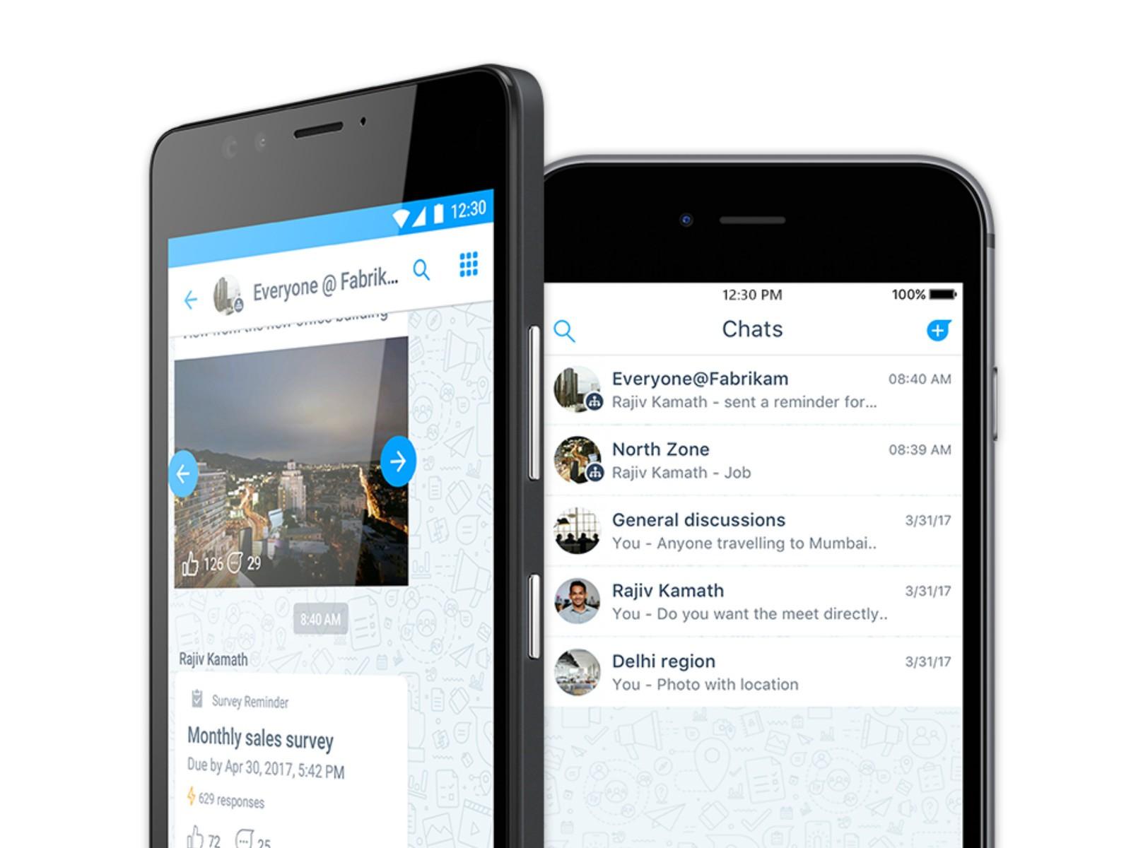 Pro version of Microsoft's WhatsApp rival Kaizala now free