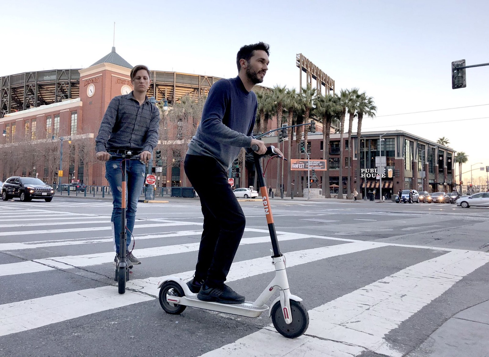 Ford-owned Spin electric scooter-sharing service heading to Europe - SiliconANGLE