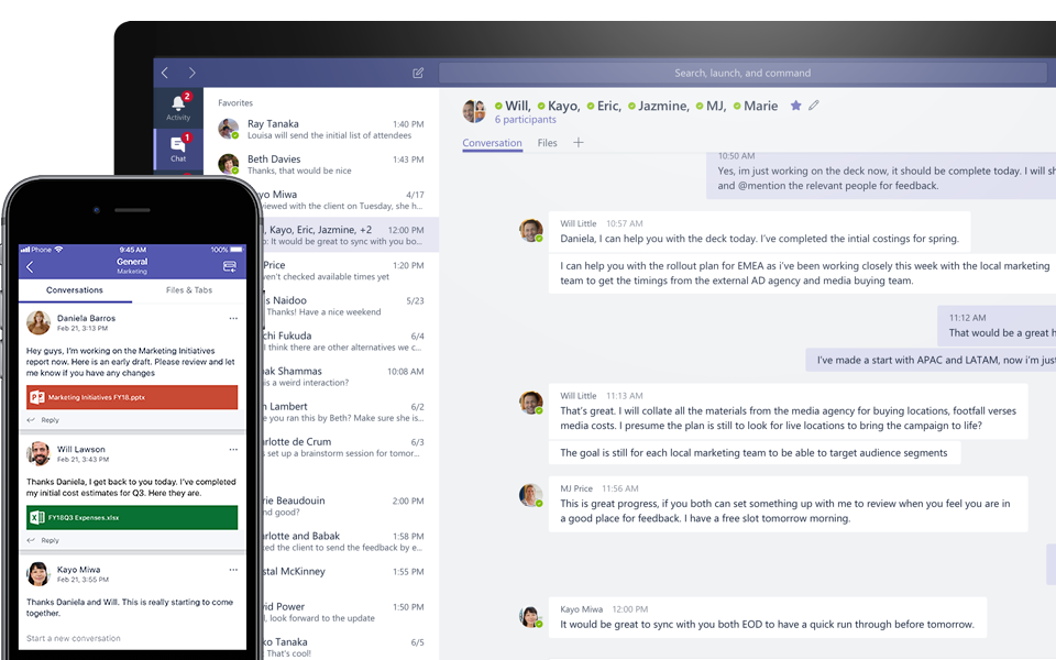 Microsoft Teams has overtaken Slack in popularity, according to new survey