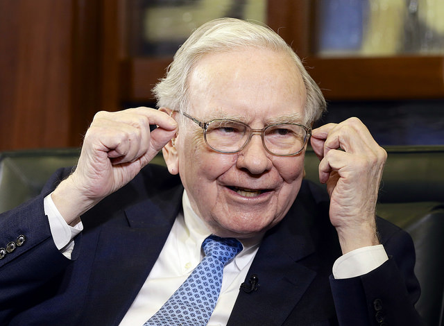 Warren Buffett says bitcoin attracts charlatans, calling it 'delusional'