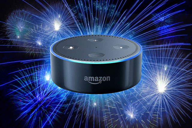 Amazon tops smart home speaker market as sales surge over the holiday season